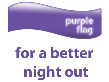 Beckenham Purple Flag